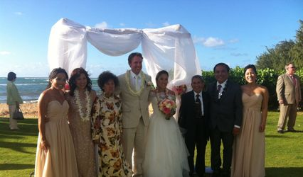 Heaven and Sea Hawaii Weddings and Family Coaching 1