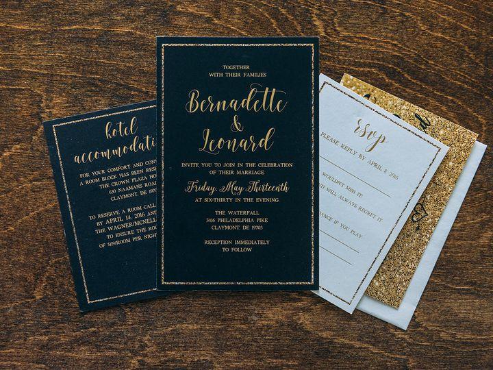 Tmx 1488150463370 Lovelilly 100 Philadelphia, PA wedding invitation