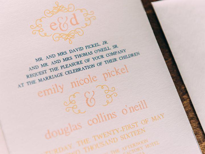Tmx 1488750504254 Lovelilly 65 Philadelphia, PA wedding invitation