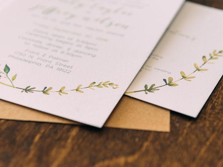 Tmx 1488900062055 Lovelilly 15 Philadelphia, PA wedding invitation