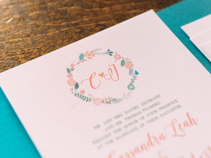 Tmx 1488900107888 Lovelilly 33 Philadelphia, PA wedding invitation