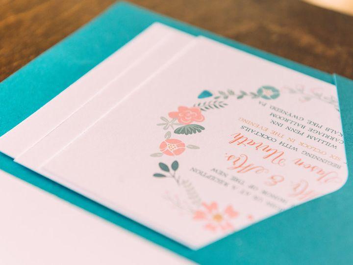 Tmx 1488900113809 Lovelilly 34 Philadelphia, PA wedding invitation