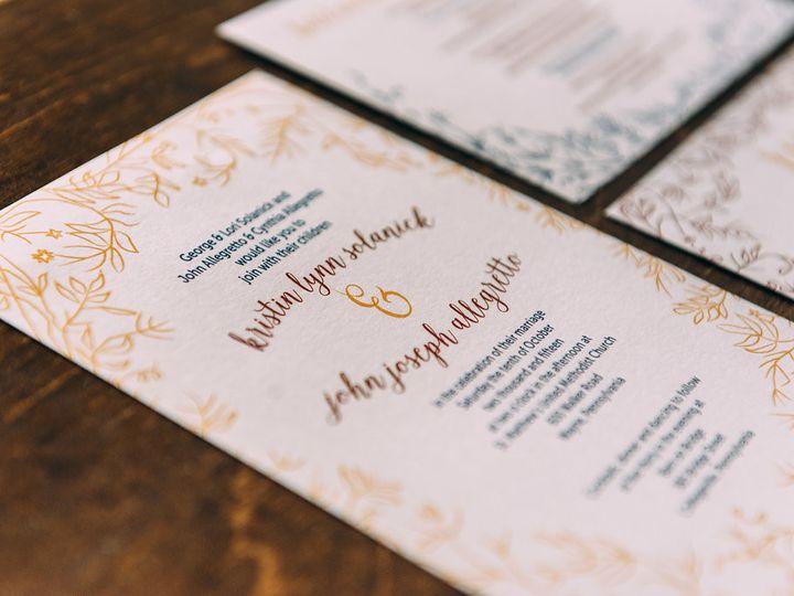 Tmx 1488900226014 Lovelilly 77 Philadelphia, PA wedding invitation
