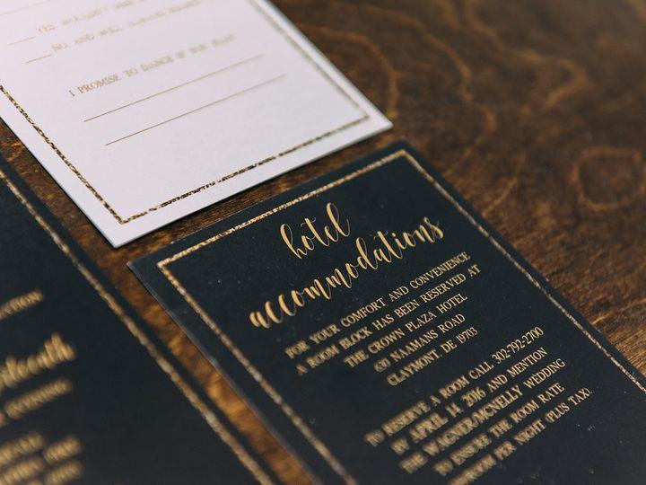 Tmx 1488900319725 Lovelilly 95 Philadelphia, PA wedding invitation