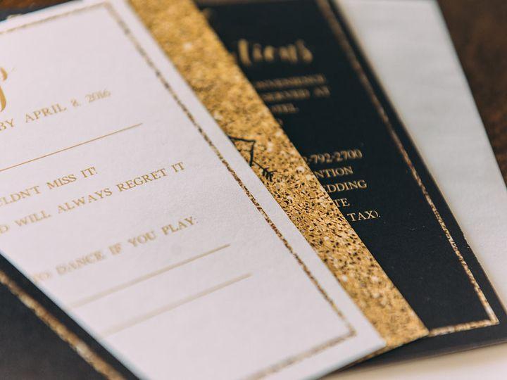 Tmx 1488900337001 Lovelilly 102 Philadelphia, PA wedding invitation