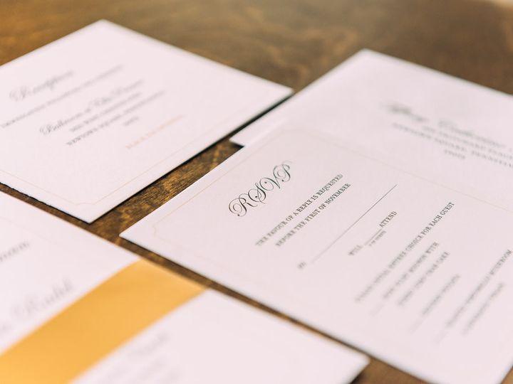 Tmx 1488900367880 Lovelilly 109 Philadelphia, PA wedding invitation