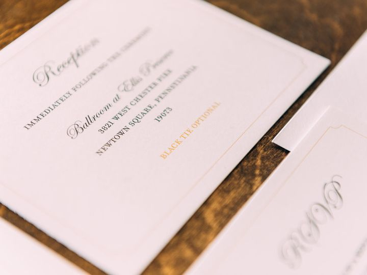 Tmx 1488900376008 Lovelilly 114 Philadelphia, PA wedding invitation