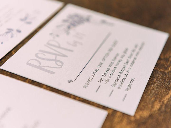 Tmx 1488900406685 Lovelilly 121 Philadelphia, PA wedding invitation