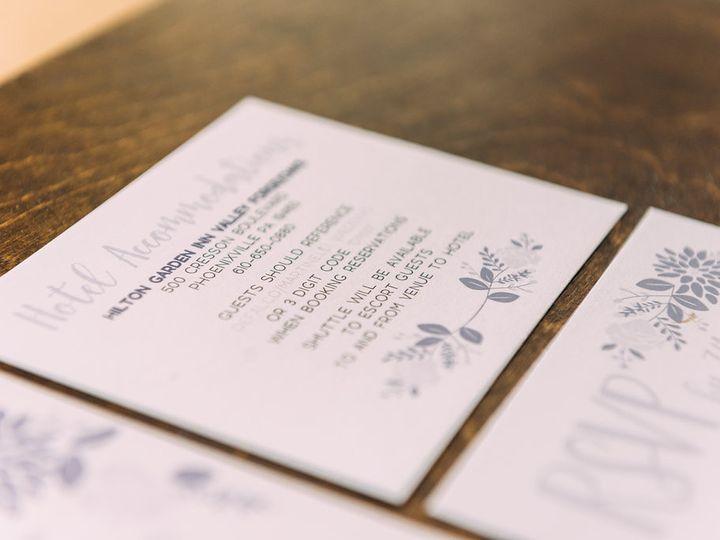 Tmx 1488900414149 Lovelilly 123 Philadelphia, PA wedding invitation