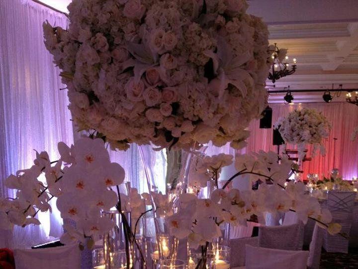 Tmx 1340997446192 WeddingwrieGuestTablePosh New Orleans wedding eventproduction