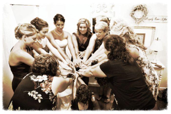 cassey wedding sepia