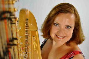 Macon Harpist Betsy Fitzgerald