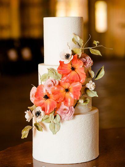 three tier orange flower cake 51 1955785 161591616491593