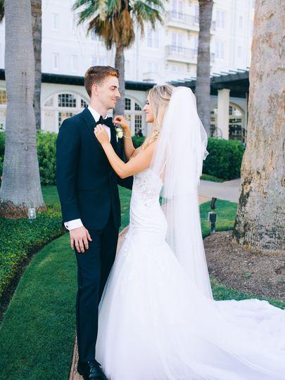Hotel Galvez Wedding