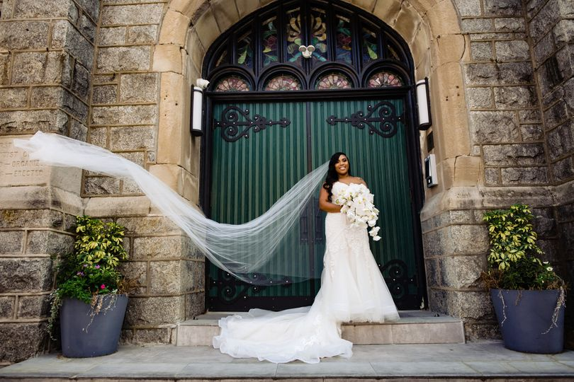 It's all about the veil!