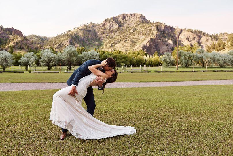 Montana Small Wedding