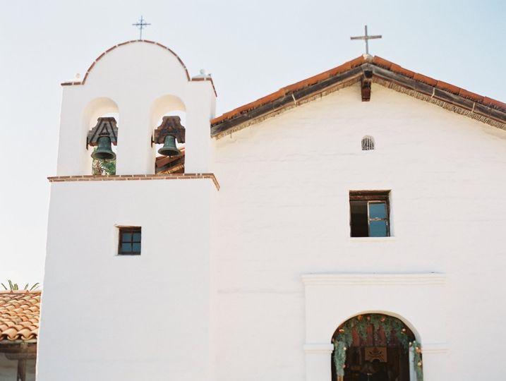 Presidio Chapel Bells
