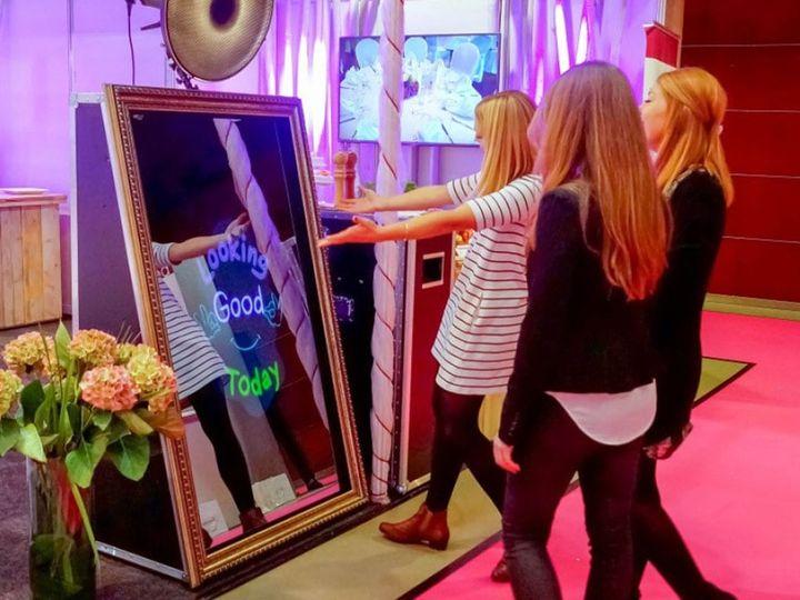 Tmx Long Island Mirror Booth Mirror Me 51 757785 Ronkonkoma, NY wedding rental