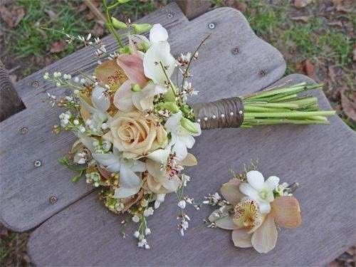 x orchid wedding flowers1