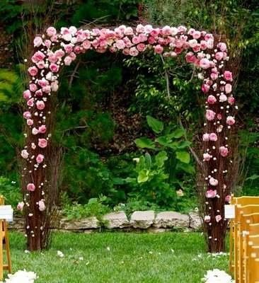 Tmx 1456351627793 143491 Flower Wedding Arches 2 Caldwell, NJ wedding florist