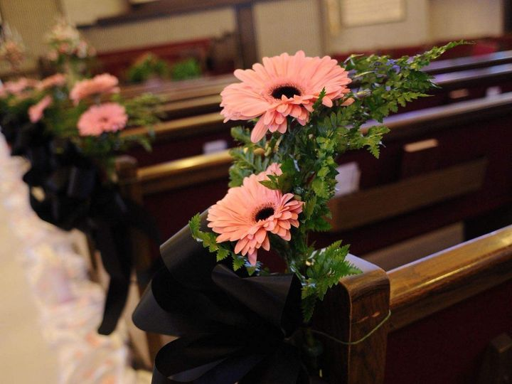 Tmx 1456366247525 Groff0111pew2 12102465418 Caldwell, NJ wedding florist