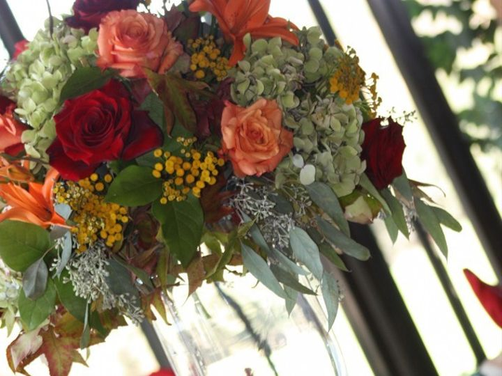Tmx 1456370112463 Fall 1 Caldwell, NJ wedding florist