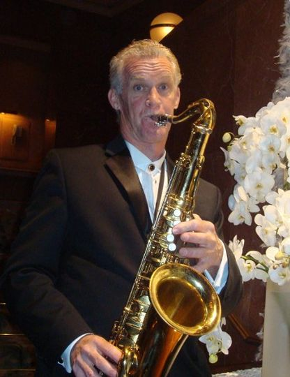 """Live Sax Show"" featuring Gene Richards"