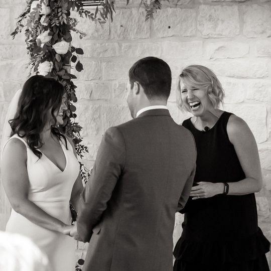 Love, light, laughter