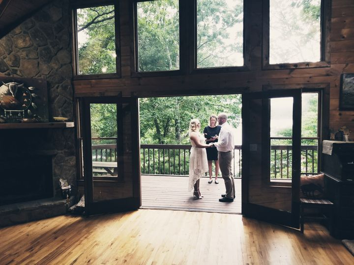 Private elopement