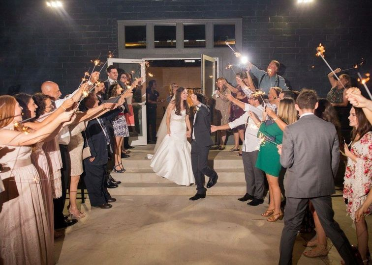 Wedding recesssion