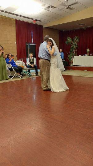 Bridal dance