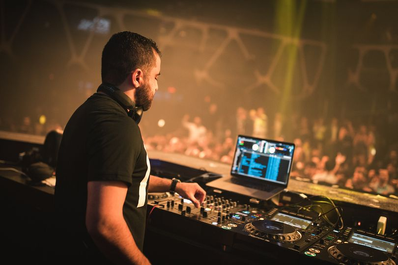 DJ Taba at Hakkasan, Las Vegas