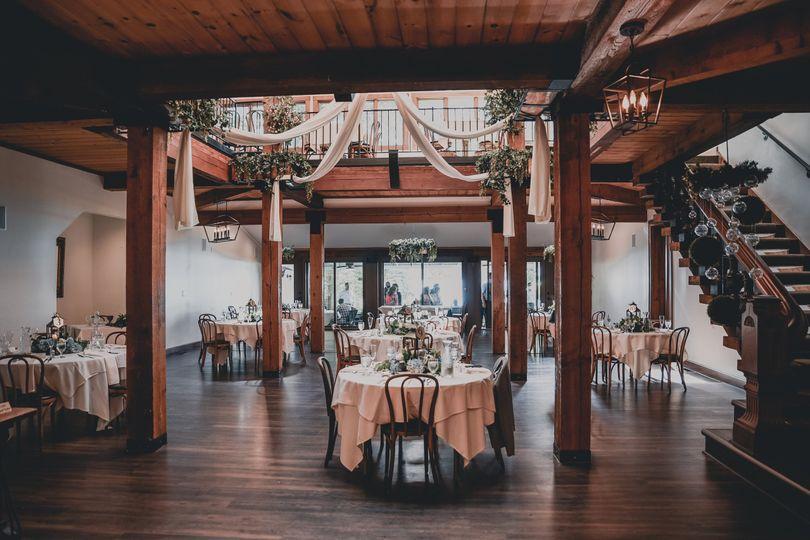 The Atrium Tables