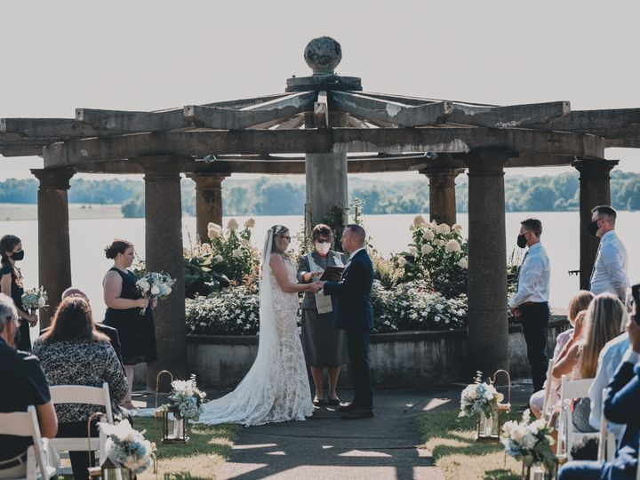 Tmx 8 08 20 Paige Jamey Ceremony 1 51 60885 159927533515290 Chippewa Lake, OH wedding venue