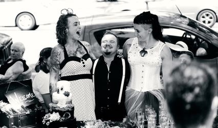 Charlie Brooks Wedding Photography 1