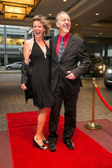 Red carpet reception entrance and celebrity experience for your guests