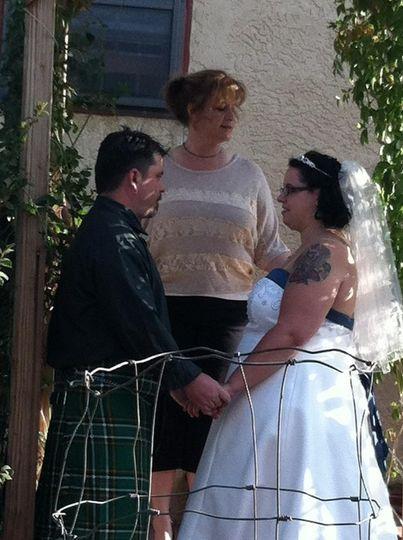 Irish Ceremony