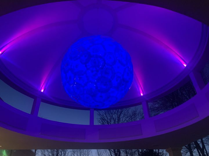 Portico Dome 2