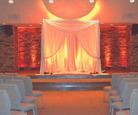 Altar lighting