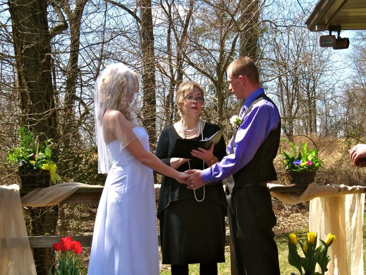 Tmx 1389719602194 Brandy And Leonard Boiling Springs, Pennsylvania wedding officiant