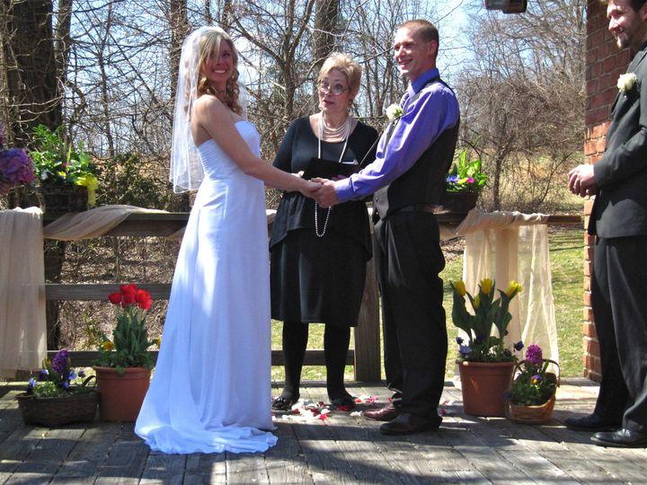 Tmx 1389719864786 Brandy And Leonard Boiling Springs, Pennsylvania wedding officiant