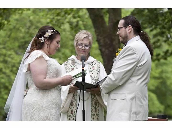 Tmx 1389727078032 Daniellemark Boiling Springs, Pennsylvania wedding officiant