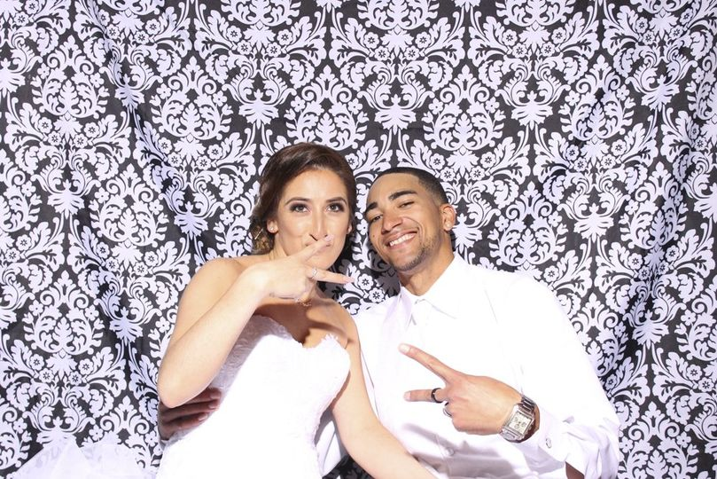 Traditional Photo Booth Image