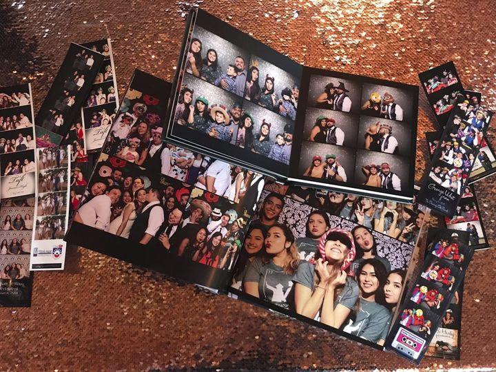 Photo booth album