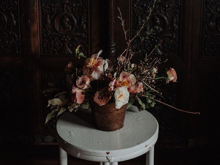 Tmx 1488991265115 Centerpiecesanddecorationsbynectarroot Weddingflor Burlington, Vermont wedding florist
