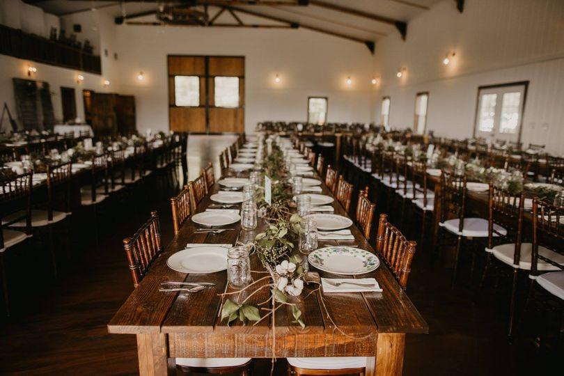 Rusitc  tables