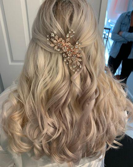 Soft and elegant