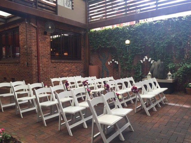 Tmx 1498581857706 Patio 3 Washington, DC wedding venue