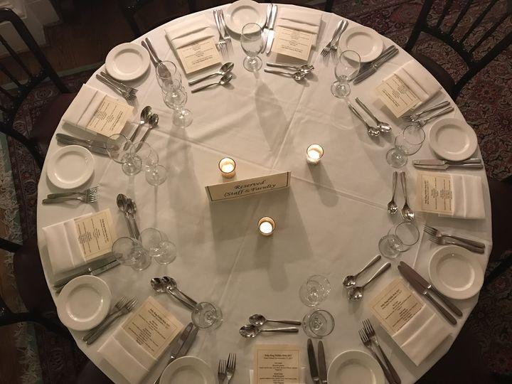 Tmx Setup Round Dinner Prix Fixe 1 51 6885 Washington, DC wedding venue