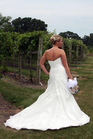 Vines being upstaged